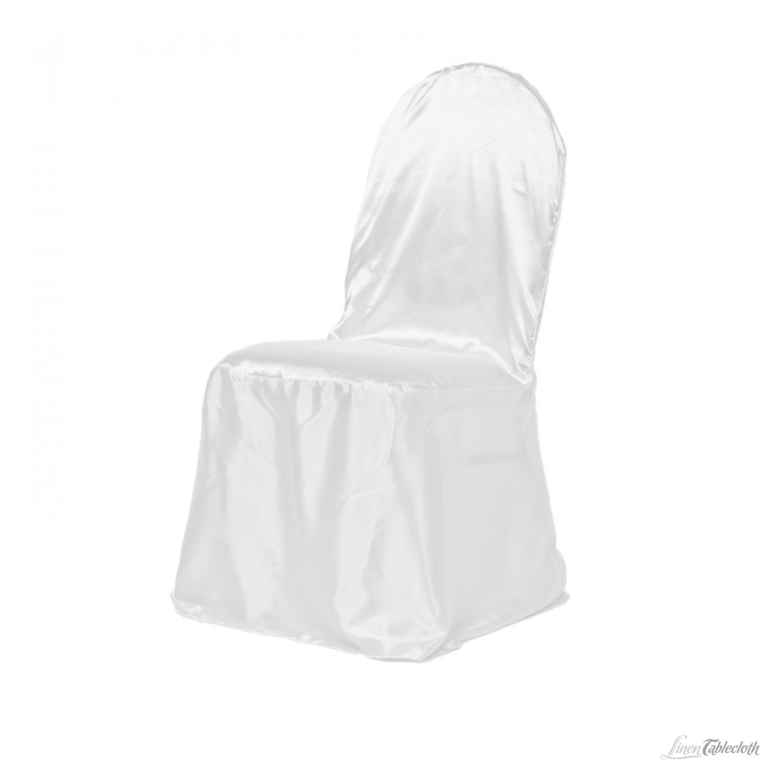 White Satin Chair Cover  sc 1 st  Rebel Party Rentals & White Satin Chair Cover u2013 Rebel Party Rentals